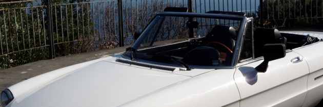 Alfa Romeo 1986 Convertible