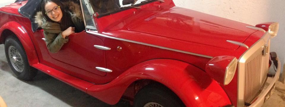 Fiat Siata Spring 1970 convertible