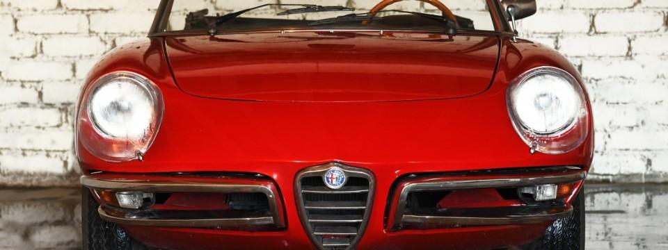 Alfa Romeo Spider 1967