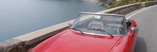 Alfa Romeo 1970 Convertible