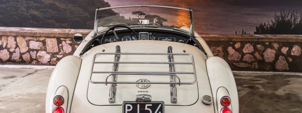 MG A Spider 1600 Twin Cam 1959